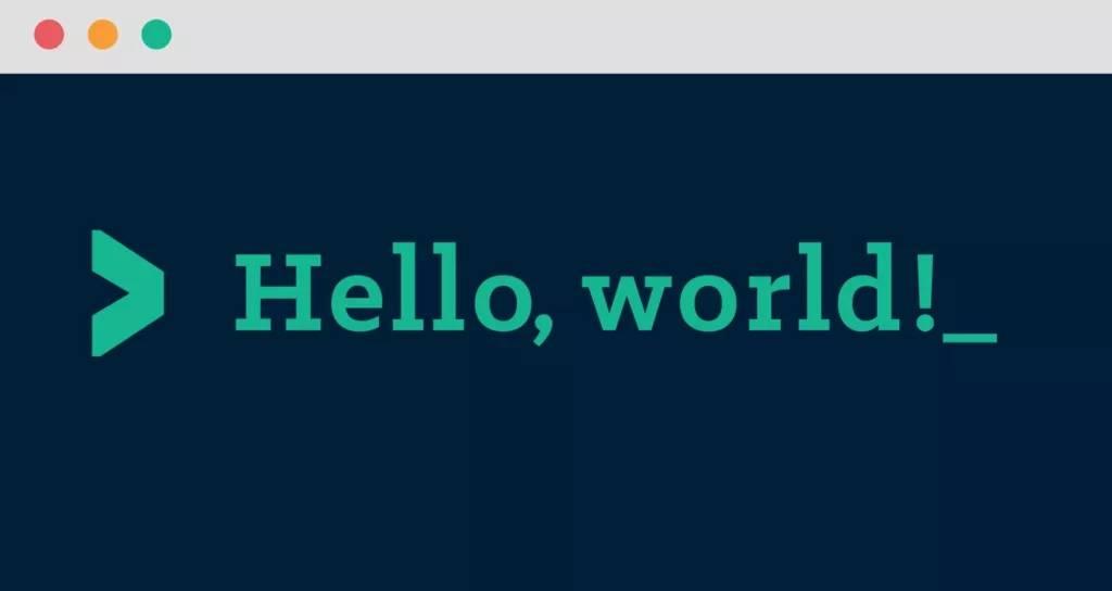 """12 种主流编程语言输出"""" Hello World """",你真的都会了吗?"""